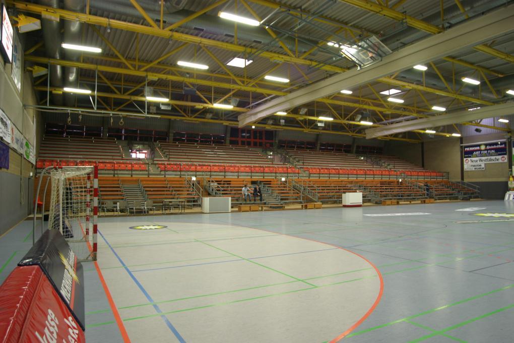 Kreissporthalle Lübbecke