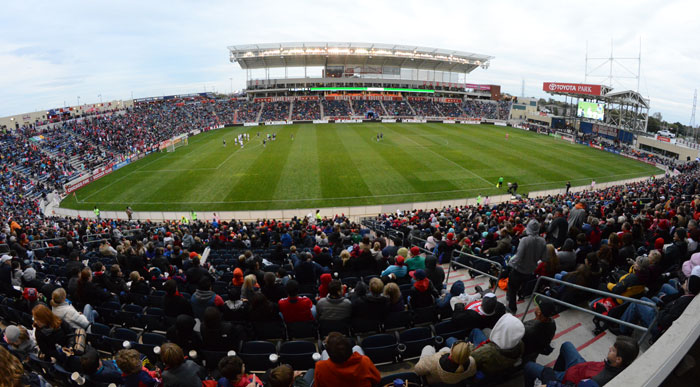 Chicago Fire Stadion