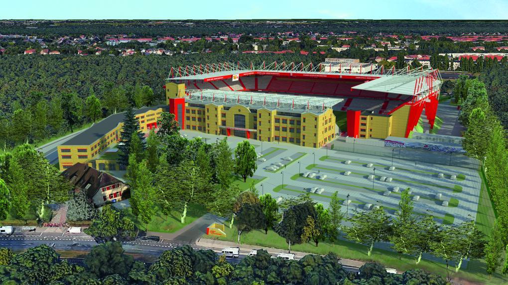 Ausbau der Alten Försterei verzögert sich weiter - Stadionwelt